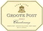 Groote Post Wooded Chardonnay 2002