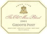 Groote Post The Old Man's Blend Red 2001